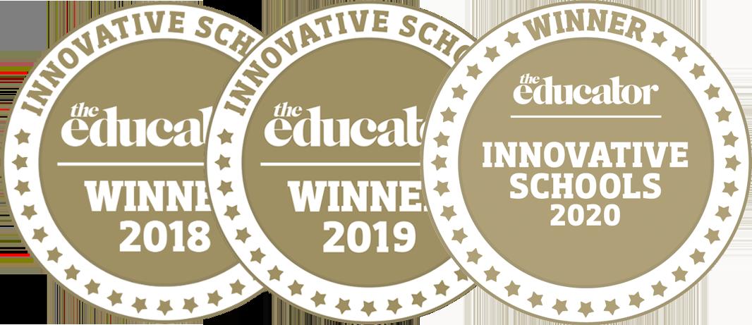 Educator 2019 Winner